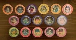 lot of 16 different kansas city royals