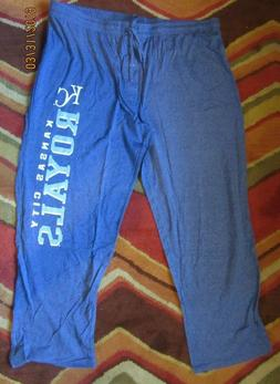 MEN'S KANSAS CITY ROYALS SIZE XXL CONCEPTS SPORT SLEEPWEAR T
