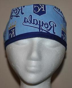 Men's MLB Kansas City Royals Scrub Cap/Hat - One Size Fits M