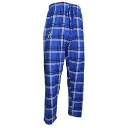 Men's Playoff Plaid Kansas City Royals Pajama Pants