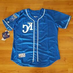 Majestic Men's Sz 48 XL Bo Jackson Kansas City Royals Flex B