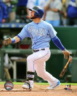 MLB Baseball Alex Gordon Kansas City Royals Framed Photo Pic