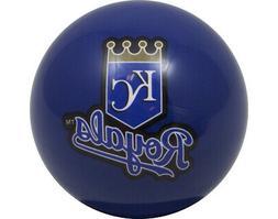 MLB Imperial Kansas City Royals Pool Billiard Cue/8 Ball - B