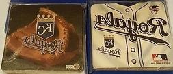 MLB Kansas City Royals Authentic European Style Coasters 6 P