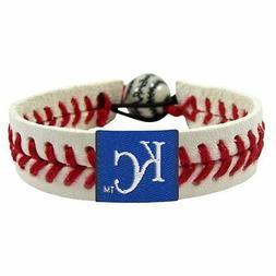 MLB Kansas City Royals Baseball Logo Bracelet Wristband Clas