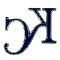 Fanmats MLB Kansas City Royals Diecast 3D Color Emblem Car T