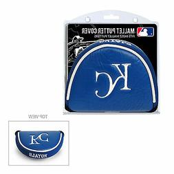 MLB Kansas City Royals KC Mallet Putter Cover Golf Headcover