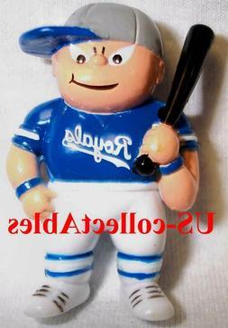 MLB Kansas City Royals Lil Sports Brat Baseball Player Rare
