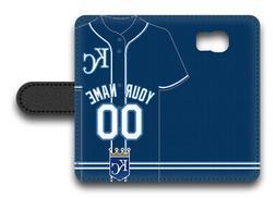 MLB Kansas City Royals Personalized Name/Number Samsung Phon