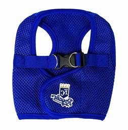 MLB Kansas City Royals Pet Vest Harness Small/Medium