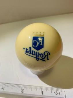 MLB Kansas City Royals Pool Billiard Cue/8 Ball - Old Style