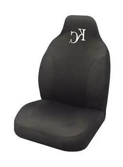 MLB Kansas City Royals Seat Cover in Black