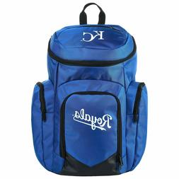 MLB Kansas City Royals Travel Backpack W/ Computer Pouch - F