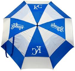 MLB Kansas City Royals Umbrella, Silver