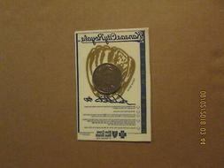 MLB Kansas City Royals Vintage Frank White 13TH HOF Inductee