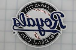 mlb kansas city royals vinyl sticker decal
