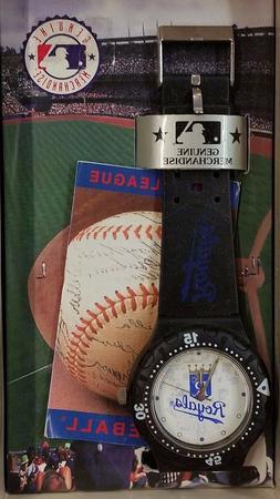 MLB Kansas City Royals Watch, NEW