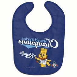 MLB Kansas City Royals World Series Champions Slugger Baby F
