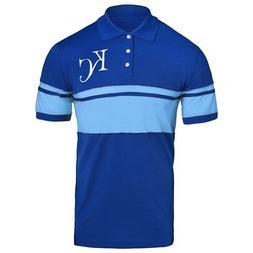 mlb team apparel cotton stripe polo team