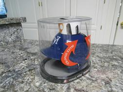 NEW KANSAS CITY ROYALS - Mini Helmet Desk Caddy - New in Pla