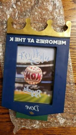 NEW Kansas City Royals Mothers Day CrownVision Picture Frame