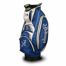 NEW Team Golf MLB Kansas City Royals Victory Cart Bag