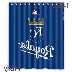 New Rare Kansas City Royals Baseball Custom Waterproof  Show