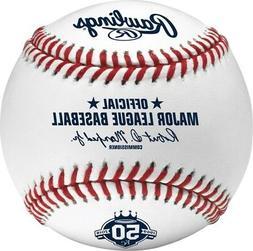 Rawlings Official Kansas City Royals 50th Anniversary MLB Ga