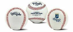 Kansas City Royals Rawlings Team Logo MLB Replica Autograph