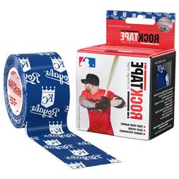 Rock Tape   Kinesiology Tape - Roll MLB Kansas City Royals