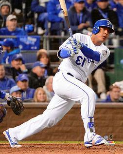 SALVADOR PEREZ Kansas City Royals 2015 World Series Premium