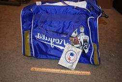 ADS Sports Kansas City Royals Nylon Duffle Bag - MLB License